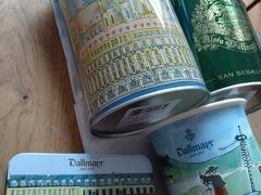 ドイツでは有名なコーヒーのダルマイヤーの本店がミュンヘンにあります。 いろいろ買ってきました。