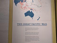 前から行きたかった陸軍博物館へ。 見応えがあり、なかなか良かった。 日本ってかなり侵略してたのね。そりゃ ハワイまでイケるか!?って なっちゃうよね。 なのに日本人観光客を温かく迎えてくださりありがとうございます。 ショップで売ってた日系軍人の本、買えば良かったなー。