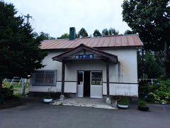 30kmほど走って、新十津川駅へ。 なんとか、日没に間に合った。