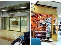 Denpasar International Airport(デンパサール国際空港)  02月14日(土)  14:40  空港まで送ってもらって出国手続き後