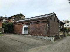 旧丸治醤油倉庫