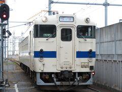 2020.09.19 熊本 快速3380D。1両編成の遜色快速列車である。