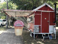 スティルウォーター スイーツでキャンディーを買い、 それから有名なアイスクリーム屋さんでアイスクリームを食べました。