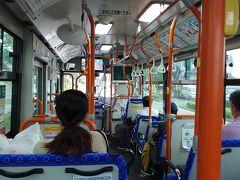 乗客が増えてきた。