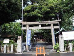 七社神社です。