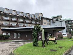 今日のお宿はこちら  十勝温泉 第一ホテル