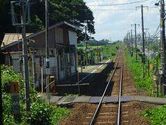名和駅通過。