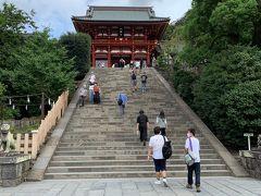 小町通りのお店もあまり開いていないので先に鶴岡八幡宮に行くことに。