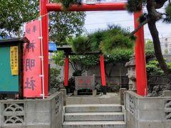 總持寺さんへ向かう途中にひっそりと神明社さんが有りました。
