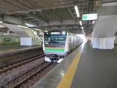 折り返しの東海道線で帰ります。