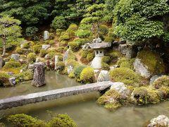 立派な庭園がありました