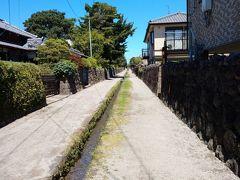 武家屋敷(長崎県島原市)