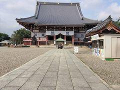 最後に見えるのが、大堂です。境内が広いお寺である実感が沸きます。