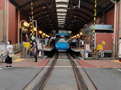 不動前駅から、目黒線の大岡山駅にて大井町線に乗り換え二子玉川駅にて、田園都市線に乗り換え、三軒茶屋駅まで来ました。
