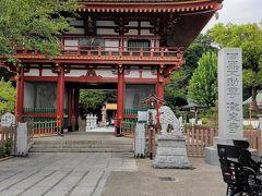不動前から商店街を通り、歩いて大体10分くらいかかります。不動前駅とあるがお寺は、駅からちょっと離れたところにあるので、迷うかもしれません。