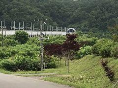 すぐ先に青函トンネル北海道口