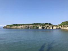 向こう側のカモメ島