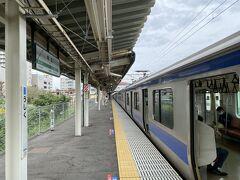 普段常磐線に乗ることが少ないので、見る景色は新鮮でした。 1時間弱で牛久駅に到着。