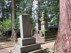 恵林寺 武田信玄墓所