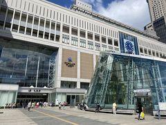 JR札幌駅の南口