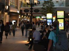 仙台には17時に到着。