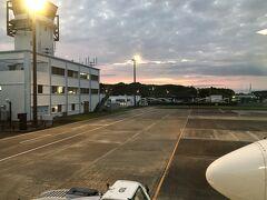 レンタカーを返却して羽田へ戻ります。