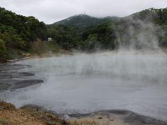 大湯沼 この旅行記のタイトルを「広大な大地を眺めに北海道へ」にしましたが、4トラでアドバイスを頂けて~お陰様で実感出来ました。