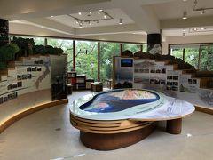 屋久杉自然館にレンタカーを止め、屋久島世界遺産センターにもアクセスできました。
