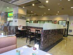 7:00 1階に併設されたレストラン「庄屋」で朝食