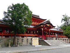 国宝 石清水八幡宮を参拝です。日本三大八幡宮のひとつです。
