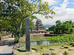 その後、早速松本城に入ります。