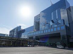 2日目です。  今日から本格的な山歩きになります。登山のカッコでホテルを出ます。  京都駅(市営地下鉄烏丸線)→国際会館駅
