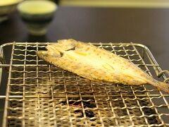 アマゴというお魚の干物、食べやすくて美味しかったです。そして、ちょっとした和え物やお漬物が一見家庭的なのにやっぱりプロの味。