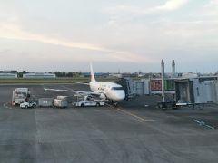 宮崎に到着しました。ついに50回搭乗を達成しました。といってもこの時点では特に実感は湧いてきませんでした。 コロナの影響で思うように飛行機に乗れない時期もありましたが、一方で飛行機は空いていることが多く、際どい乗り継ぎもなんなくできました。また、運賃と早く達成したいという思いから、後半は伊丹との単純往復で、同じところばかりになってしまいました。これからは、サファイヤやJGCの特権を生かして、旅を楽しんでいきたいと思います。