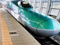 八戸から新青森駅へ。