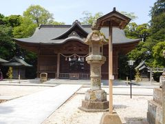 松江神社に参拝しました。