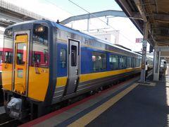 出雲市駅で妹と別れて私は津和野に向かう。 津和野行きの特急は1日3本しかなく、11時台を逃すと15時台の便になる。 だから駆け足で回った。  続く