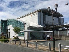 1<JR 舞阪駅> 旅の振り出しは、ここJR東海道線「舞阪駅」。 主要駅である「JR浜松駅」より2つ西側の駅です。