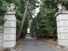 宮の坂駅から徒歩3分ほどで豪徳寺の参道口に