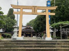 【出水神社】~明治11年 水前寺成趣園の地に社殿を創建  ※ 水前寺成趣園は出水神社の所有・管理なんですね