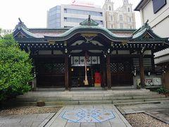 ●三宮神社@JR元町界隈  三宮と元町に挟まれた、神戸でもなかなか良い場所に、ひっそりとある神社。 航海と商工業の繁栄を守る神として崇敬されています。