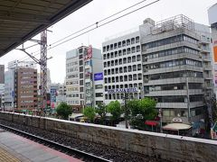 ●JR元町駅  JR元町駅に戻って来ました。 僕が、外に出ている時だけ、雨が強く降る…(泣)。 ランチを頂きに、加古川に向かいました。