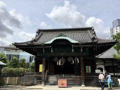 旧東海道だけあって、商店街なのに寺社がいくつも。  こちらは曹洞宗の海雲寺。1251年創建だそう。