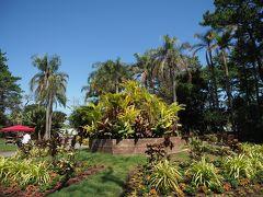 橋のたもとにある、宮交ボタニックガーデン青島という植物園に入ります。 入場は無料。