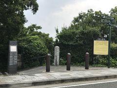 外国人墓地です。