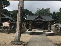 まずは松江城内の【松江神社】へご参拝。