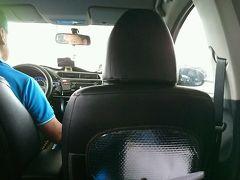 ハノイに着いたら、VELTRAで予約していたタクシーで今宵のホテルへ。