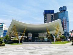 MRT中央公園駅