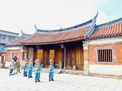 鳳邑城隍廟のすぐ隣に位置する鳳儀書院。入場料66元。