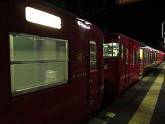 2020.09.27 田野 この列車は田野で10分以上止まる。ところで713系は九州用に2両編成が4本、つまり8両しか製造されなかった。4連運用は朝の宮崎ゆき(平日は佐土原ゆきとその戻り)、そして夕方の西都城ゆきの1往復なのである。
